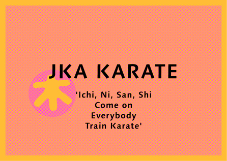 JKA karate bij ki club.cool karateschool in Amsterdam Centrum en Monnickendam voor traditioneel Shotokan karate-do.